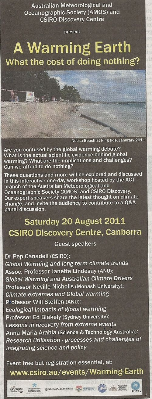 CSIRO workshop