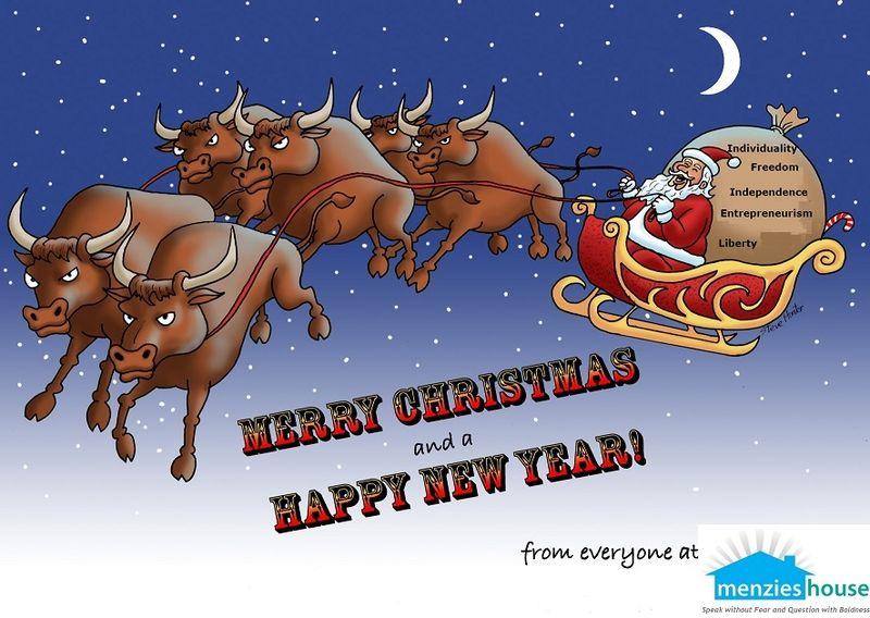 MH Christmas Message